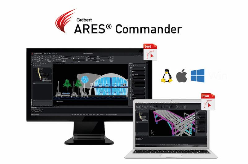 ARES Commander 2017 dla Windows MAC OS i Linux