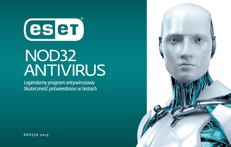 ESET NOD32 - Ochrona komputera