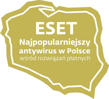NOD32 - Nr 1 w Polsce