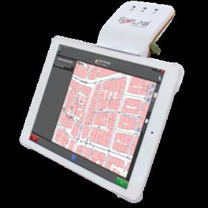 ODBIORNIK GPS RTK GIS SATLAB SLC