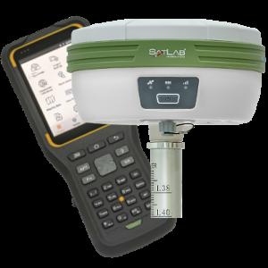 ODBIORNIK GPS RTK GIS SATLAB SL700 PLUS KONTROLER SATLAB SHC30