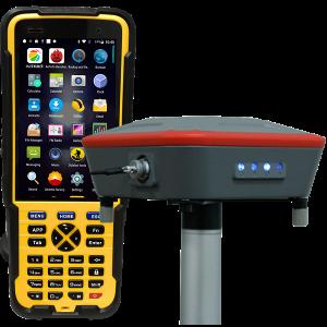 ODBIORNIK GPS RTK KOLIDA S680N PLUS KONTROLER KOLIDA H5P PLUS