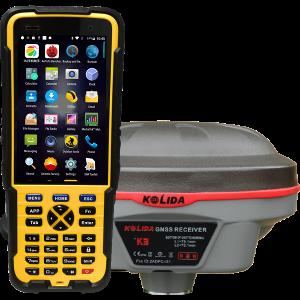 ODBIORNIK GPS RTK KOLIDA K3 PLUS KONTROLER H3 PLUS
