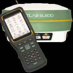 ODBIORNIK GPS RTK GIS SATLAB SL600 PLUS KONTROLER SATLAB SHC30