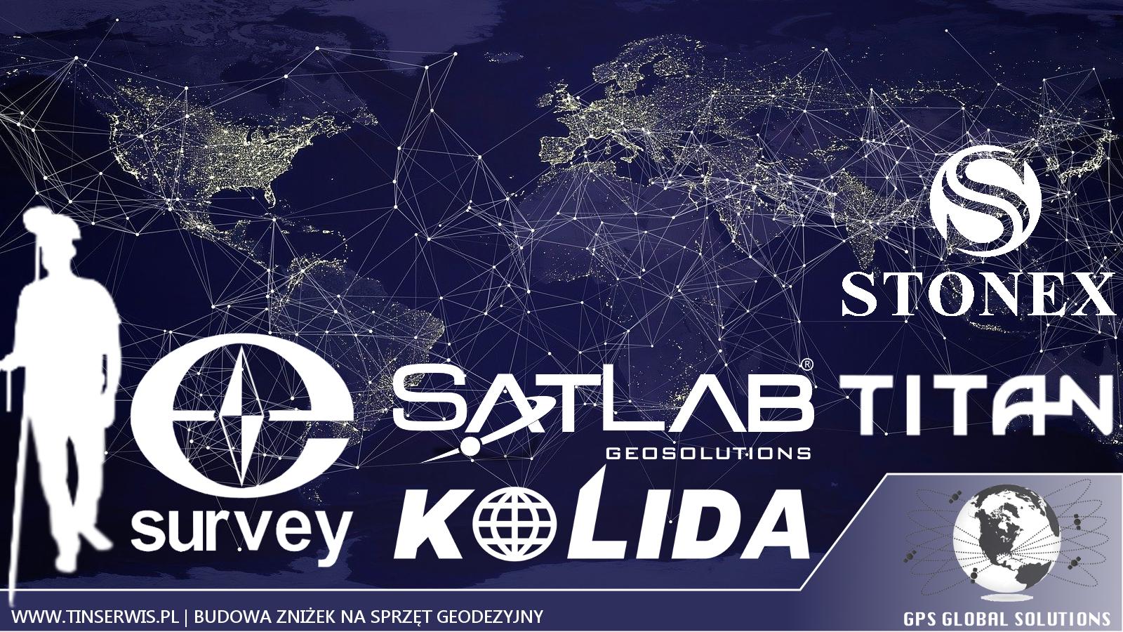 promocje na sprzęt geodezyjny, budowa zniżek na sprzęt geodezyjny marki: satlab, titan, stonex, e-survey, kolida